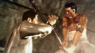 getlinkyoutube.com-Ryu Ga Gotoku 0 - Boss Battles: 5 - Daisaku Kuze (LEGEND difficulty)