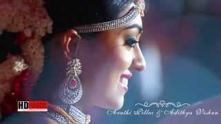 getlinkyoutube.com-Ravi Pillai's daughter wedding film | Arathi weds Adithya