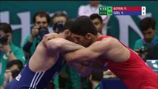 getlinkyoutube.com-Extended Highlight with Commentary of the 2015 Greco-Roman World Cup
