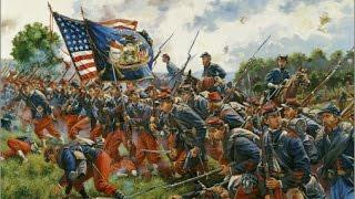 getlinkyoutube.com-Men of War: American Civil War Mod - Farm Defense