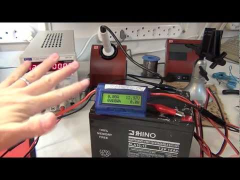Electronics Tutorial #1 - Electricity - Voltage, Current, Power,  AC and DC -F_5sV8s9ZEA