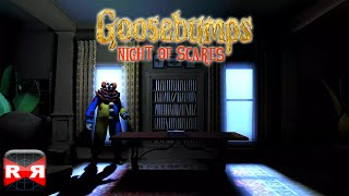 getlinkyoutube.com-Goosebumps Night of Scares (By Cosmic Forces) - iOS / Android - Gameplay Video