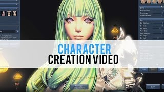 getlinkyoutube.com-Blade and Soul Character Creation - First Look HD