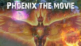 getlinkyoutube.com-Dota 2 - Phoenix The movie