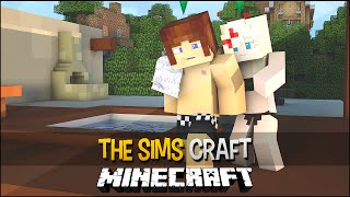 getlinkyoutube.com-Minecraft: The Sims Craft Ep.90 - Dia Inesquecível Com A Minha Esposa !! ESPECIAL 90 VIDEOS