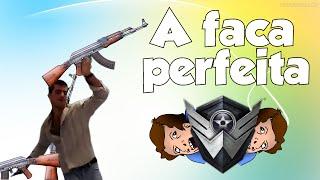 getlinkyoutube.com-Warface e a faca Ak-47