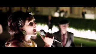 getlinkyoutube.com-The Retrosettes Sister Band - You Got The Love - Youth soundtrack