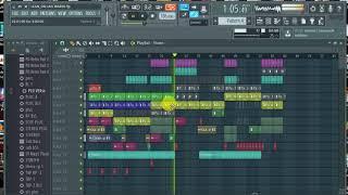 Tu Lagdi Lahore Diya- Guru Randhawa- |Remix| (Lahore Vs Lean On) FLP  DJ Abhi
