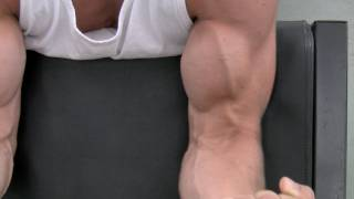 getlinkyoutube.com-Biceps Workout at gym  - 3 Bicep Exercises for Mass