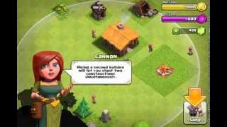 getlinkyoutube.com-Clash of Clans Gameplay/Commentary part 1: That One Green A-Hole.