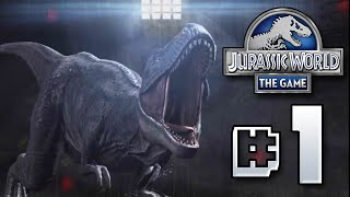 getlinkyoutube.com-Jurassic World - The Game || Fight!! Ep 1 HD