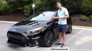 getlinkyoutube.com-Review: 2016 Ford Focus RS