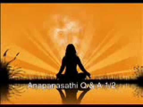 Anapanasathi Q & A 1 of 2 by Siri Samanthabhadra (Pitiduwe Siridhamma) Thero