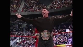 getlinkyoutube.com-Mr. McMahon defeats Bobby Lashley for the ECW Championship