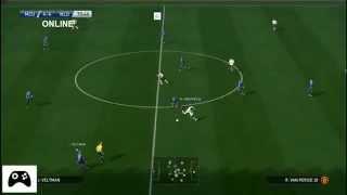 getlinkyoutube.com-PES2015 ONLINE GAMEPLAY / M. UNITED vs HOLANDA  / PTE PATCH 7.0