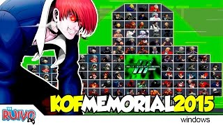 getlinkyoutube.com-The King of Fighters Memorial Show Time 2015