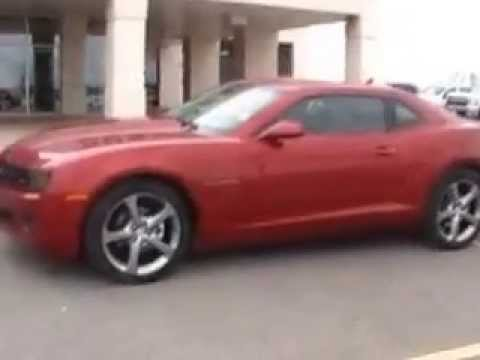 Stk # 13386  2013 Chevy Camaro RS.  This one says