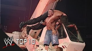 getlinkyoutube.com-Extreme Attitude Adjustments - WWE Top 10