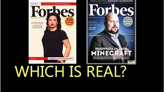 getlinkyoutube.com-Onecoin - Forbes - Which is fake? You decide!