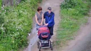 La plimbare cu copilul