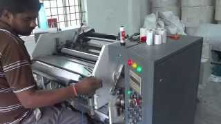 getlinkyoutube.com-POS / ATM Roll Slitter Rewinder - Alliance Printech