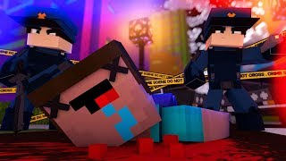 Noob Gets Murdered | Minecraft Murder Mystery