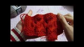 getlinkyoutube.com-[zieuhuong] Đan khăn vặn thừng đơn giản.clip3