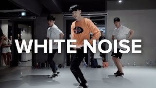 getlinkyoutube.com-백색소음 (White Noise) - EXO / Kasper Choreography