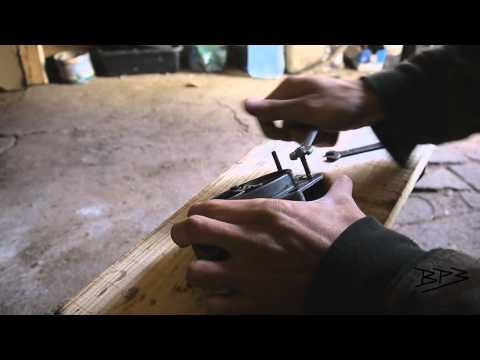 Техника Нивы #001: Как вывернуть шпильку на примере карбюратора Солекс