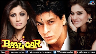 Baazigar Full Movie | Hindi Movies 2017 Full Movie | Bollywood Movies | Shahrukh Khan Full Movies width=