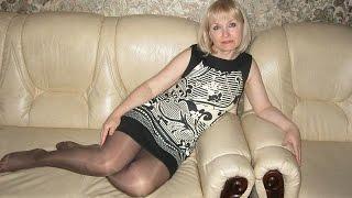 getlinkyoutube.com-Sexy Hot Mature Milf Ladies in Nylons #3