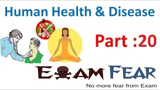 Biology Human Health & Diseases part 20 (Cancer cause) class 12 XII
