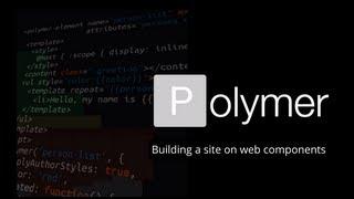 getlinkyoutube.com-Building a site on web components