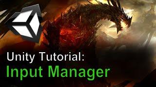 getlinkyoutube.com-Unity Tutorial: Input Manager