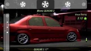 getlinkyoutube.com-Dacia Logan for Need For Speed Underground 2