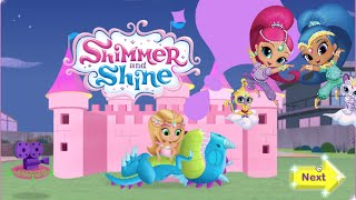 getlinkyoutube.com-Shimmer and Shine - Tale of the Dragon Princess Full HD Game Episode