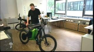 getlinkyoutube.com-Energiewende Das E-Bike das 45 Kmh schnell fährt + 60 Km weit. Einfach Genial
