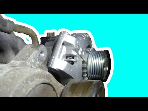 Honda Element & CRV Alternator Replacement With Diagnosis