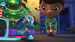 Doc McStuffins | A Very McStuffins Christmas [Part 1] | Disney Junior UK width=