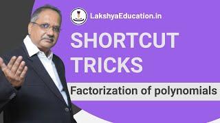 getlinkyoutube.com-Factorization of polynomials Shortcut Trick : Vedic Maths