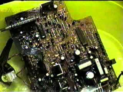 reparacion de tv .oscar parte 2/4