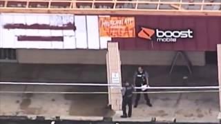Un empleado muere por disparos en asalto a negocio de celulares