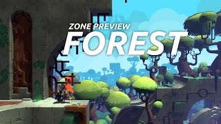 "Hob - 24 Minutes of ""Forest"" Gameplay"