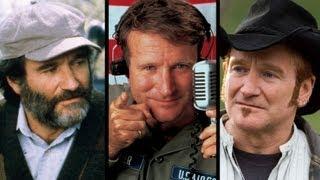 VIDEO. Robin Williams. Top 10 cele mai bune roluri