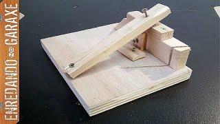 getlinkyoutube.com-3 guías de carpintería raras e improvisadas
