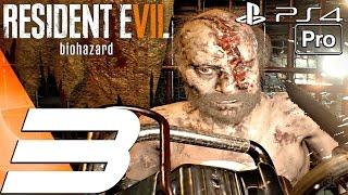 getlinkyoutube.com-Resident Evil 7 - Gameplay Walkthrough Part 3 - Jack Baker Boss Fight Chainsaw (PS4 PRO)