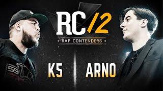 Rap Contenders 12 : K5 vs Arnô