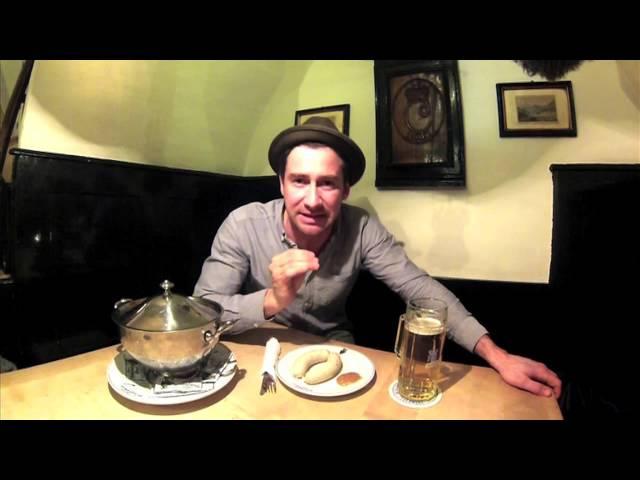 Harry G über Weißwürscht - How to Weißwurst