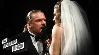 getlinkyoutube.com-Biggest breakups: WWE Top 10, April 18, 2015