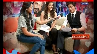 getlinkyoutube.com-Shahrukh And Kajol Speaks Marathi For Dilwale Promotion